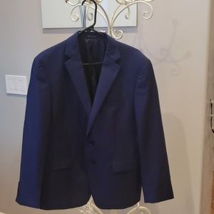 Calvin Klein Navy suit jacket extreme slim fit 42S